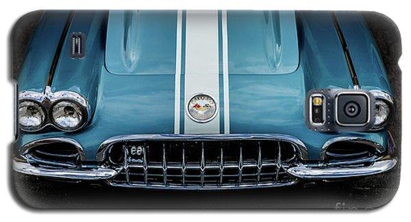 1960 Corvette Galaxy S5 Case by M G Whittingham