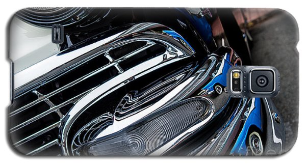 Galaxy S5 Case featuring the photograph 1958 Ford Crown Victoria Reflection 2 by M G Whittingham