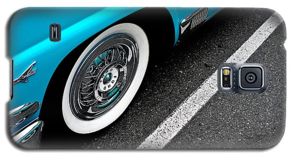 Galaxy S5 Case featuring the photograph 1958 Ford Crown Victoria by M G Whittingham