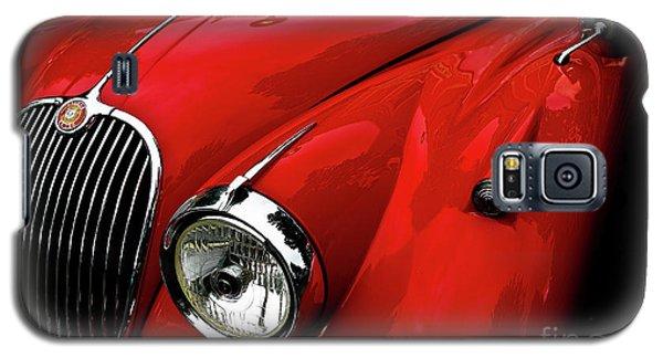 1960s Jaguar Galaxy S5 Case by M G Whittingham