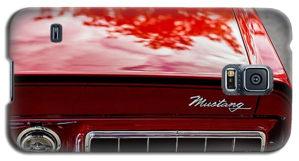 Galaxy S5 Case featuring the photograph 1967 Mustang by M G Whittingham