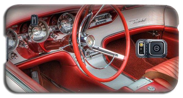 1962 Thunderbird Dash Galaxy S5 Case by Jerry Fornarotto
