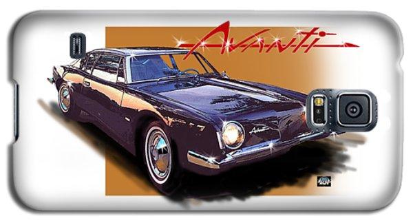 1963 Avanti Galaxy S5 Case