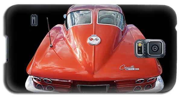 1963 Corvette Stingray Split Window Rear Galaxy S5 Case