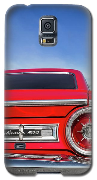 1964 Ford Galaxie 500 Taillight And Emblem Galaxy S5 Case
