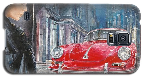 1964 Porsche 356 Coupe Galaxy S5 Case