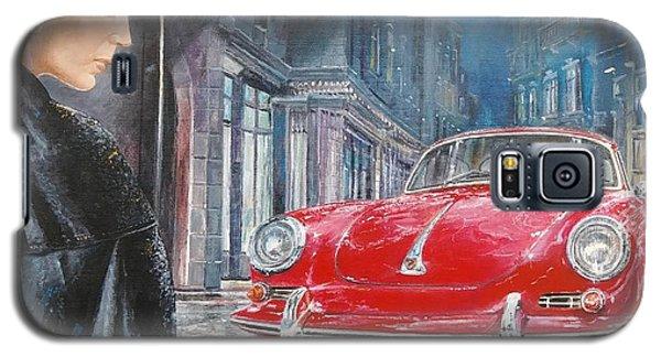 1964 Porsche 356 Coupe Galaxy S5 Case