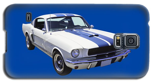 1965 Gt350 Mustang Muscle Car Galaxy S5 Case by Keith Webber Jr