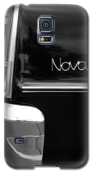 1966 Chevy Nova II Galaxy S5 Case