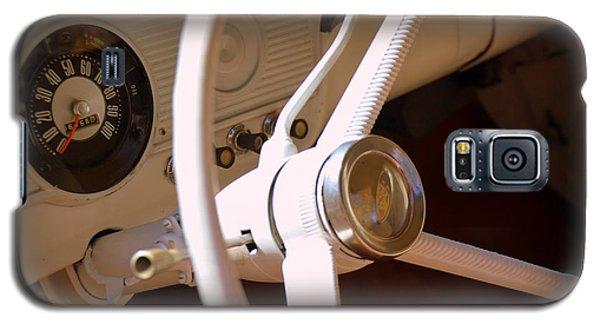 1966 Ford F100 Interior Galaxy S5 Case