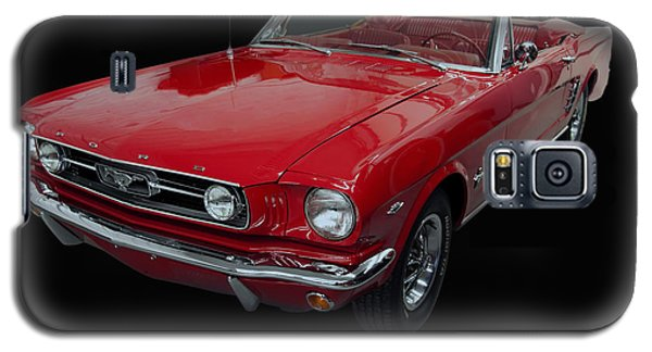 1966 Ford Mustang Convertible Galaxy S5 Case