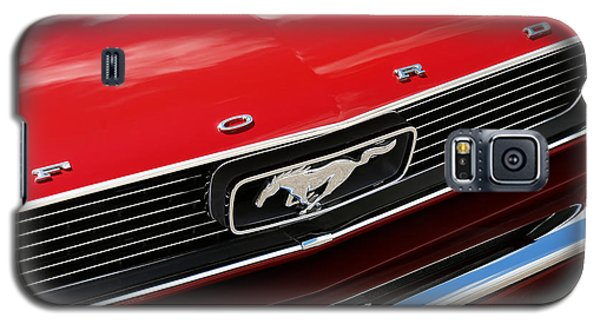 1966 Ford Mustang Galaxy S5 Case
