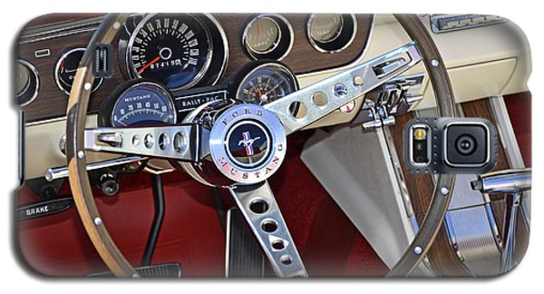 1966 Mustang Galaxy S5 Case by Paul Mashburn