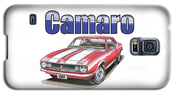 1967 Camaro Galaxy S5 Case