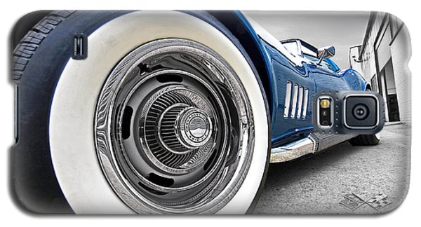 1968 Corvette White Wall Tires Galaxy S5 Case