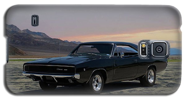 1968 Dodge Charger Rt 440 Galaxy S5 Case