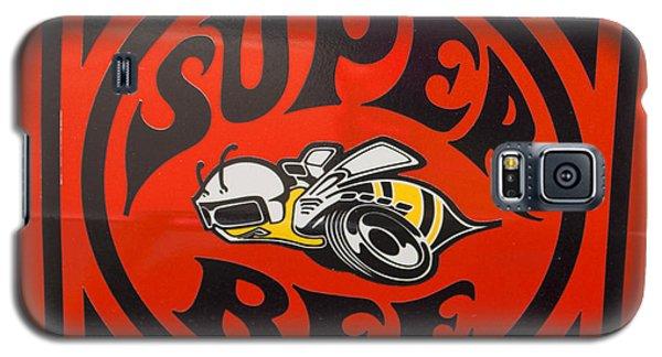 1968 Dodge Coronet Super Bee Emblem Galaxy S5 Case