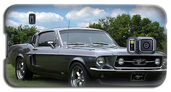 1967 Mustang Fast Back Galaxy S5 Case