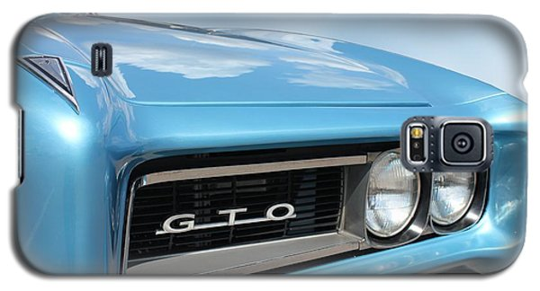 1968 Pontiac Gto Galaxy S5 Case