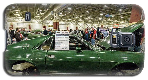 1969 Amc Amx Galaxy S5 Case by Randy Scherkenbach
