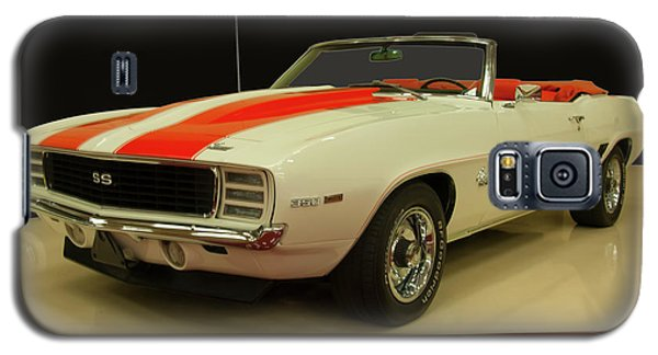 1969 Chevy Camaro Rs/ss Indy Pace Car Galaxy S5 Case