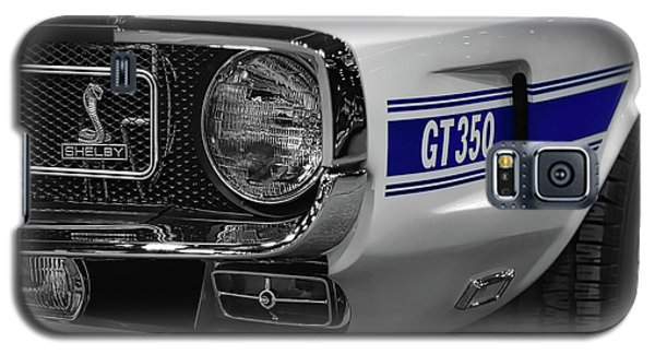 1969 Ford Mustang Shelby Gt350 1970 Galaxy S5 Case
