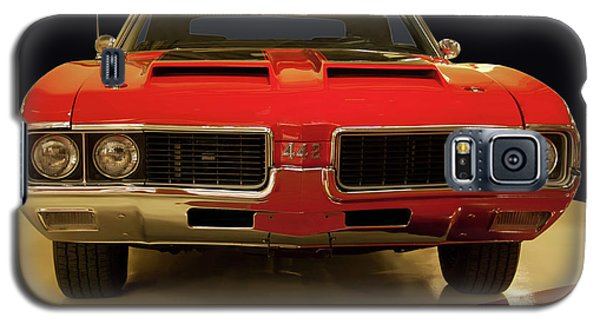 1969 Oldsmobile 442 W-30 Galaxy S5 Case