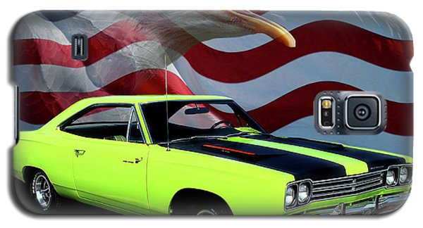 1969 Plymouth Road Runner Tribute Galaxy S5 Case