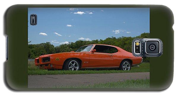 1969 Pontiac Gto Judge Galaxy S5 Case