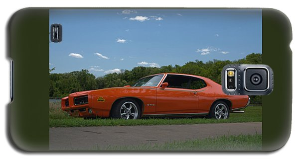 1969 Pontiac Gto Judge Galaxy S5 Case