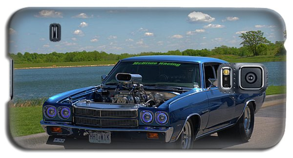 1970 Chevelle Pro Street Dragster Galaxy S5 Case