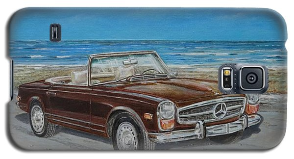 1970 Mercedes Benz 280 Sl Pagoda Galaxy S5 Case