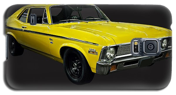 1971 Chevy Nova Yenko Deuce Galaxy S5 Case by Chris Flees