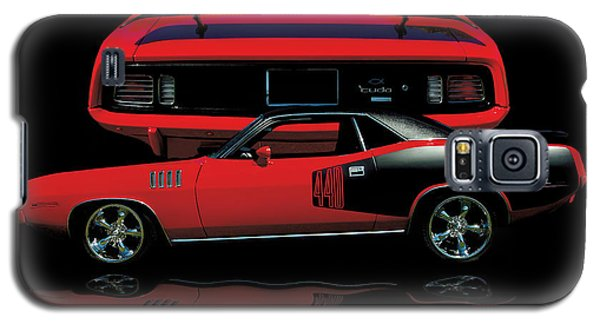 1971 Plymouth Cuda 440 Six Pack    Galaxy S5 Case