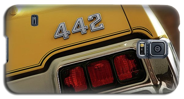 1972 Oldsmobile Cutlass 4-4-2 Galaxy S5 Case