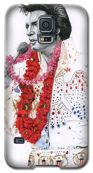 1973 Aloha Bald Headed Eagle Suit Galaxy S5 Case