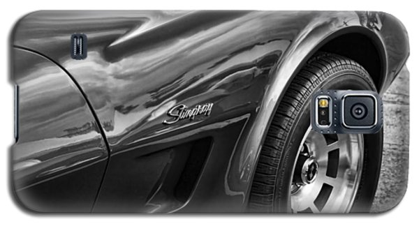 1973 Chevrolet Corvette Stingray Galaxy S5 Case by Gordon Dean II