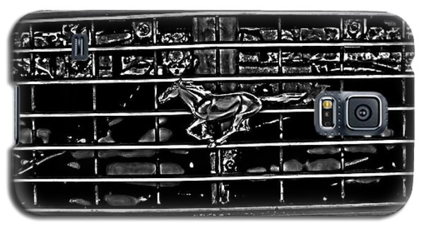 1977 Mustang Grill Galaxy S5 Case
