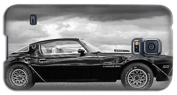 1978 Trans Am In Black And White Galaxy S5 Case