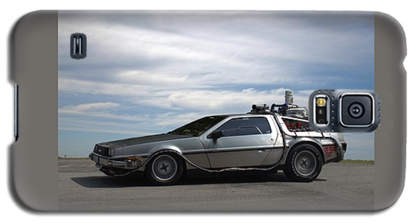 1981 Delorean Dmc12 Galaxy S5 Case