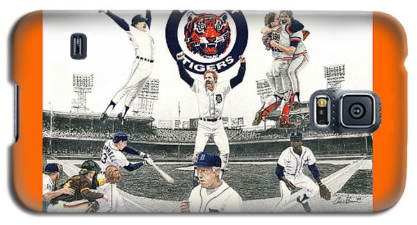 1984 Detroit Tigers Galaxy S5 Case