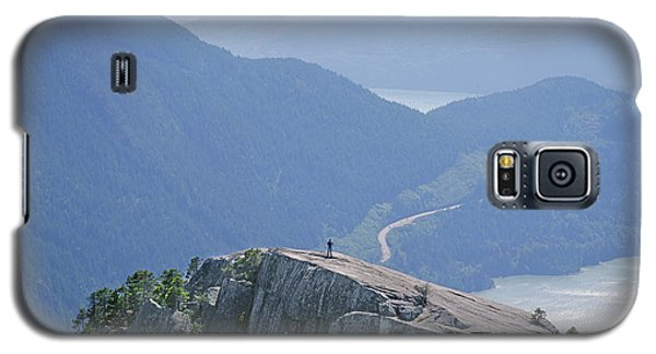 1m2918 South Summit Stawamus Chief From Second Summit Galaxy S5 Case