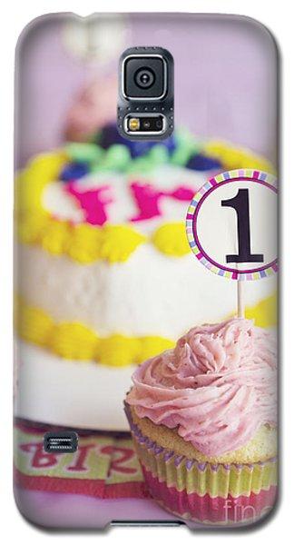 1st Birthday Galaxy S5 Case