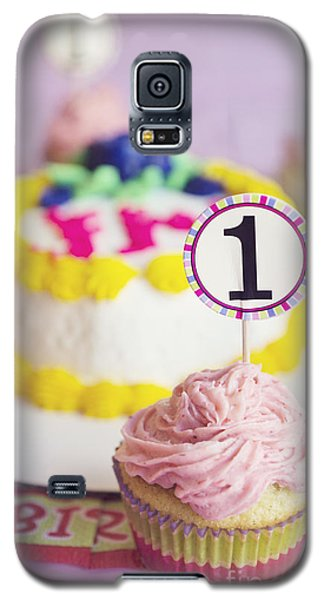 1st Birthday Galaxy S5 Case