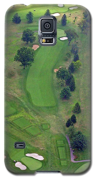 1st Hole Sunnybrook Golf Club 398 Stenton Avenue Plymouth Meeting Pa 19462 1243 Galaxy S5 Case by Duncan Pearson