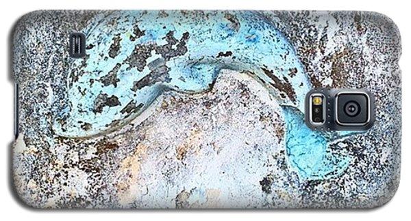 Classic Galaxy S5 Case - 🐬 #classicbeach by Classic Beach