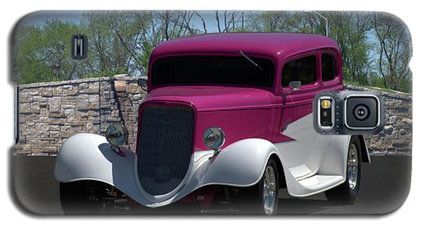 1933 Ford Vicky Galaxy S5 Case