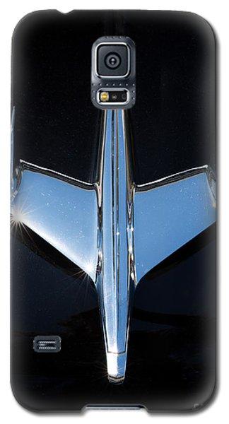 1955 Chevrolet Hood Ornament Galaxy S5 Case