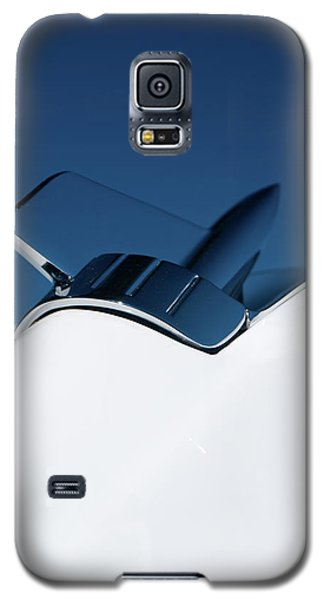 1957 Chevy Belair Hood Rocket Galaxy S5 Case