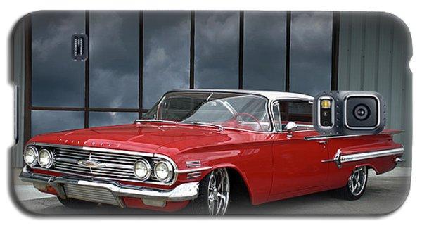 1960 Chevrolet Impala Galaxy S5 Case